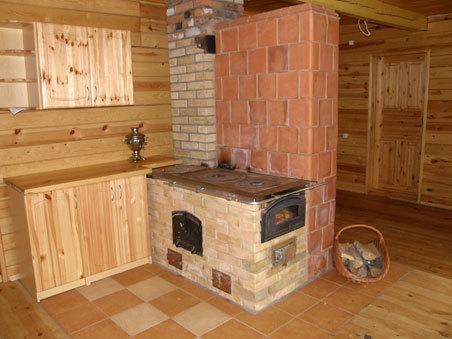 Банная печь из кирпича своими руками фото 765